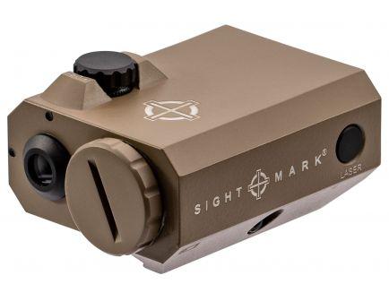 Sightmark LoPro Mini Green Laser Sight, Flat Dark Earth - SM25016DE