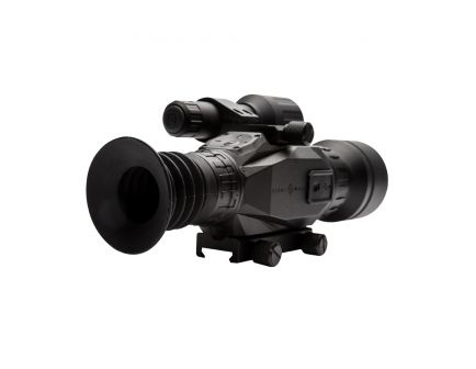Sightmark Wraith HD 4-32x50mm Illuminated (SFP) Digital Rifle Scope - SM18011