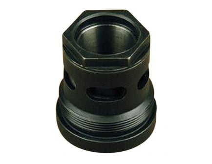 Silencerco 3-Lug Mount for 9mm Muzzle Devices, Black - AC2447