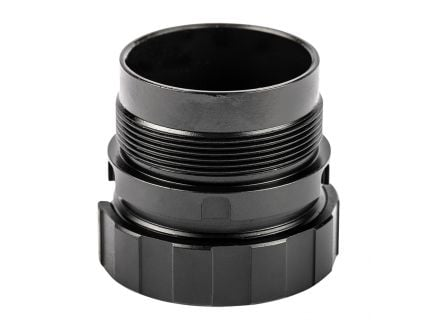 Silencerco Alpha ASR Steel Mount Adapter, Black - AC2632