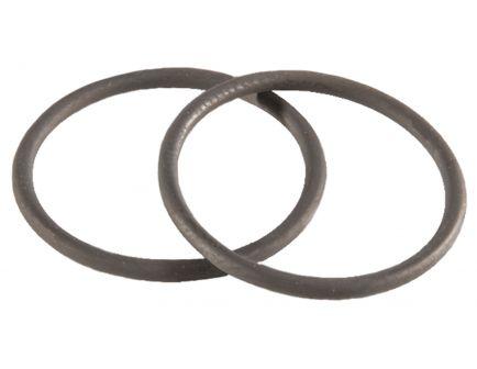 Silencerco O-Ring Pack for Metric Threaded Pistons, M14, Black, 2/pack - AC91