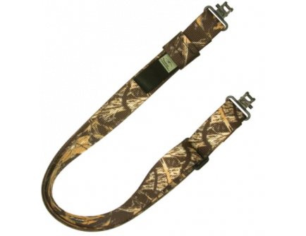 """The Outdoor Connection Super Sling 1"""" w/ Talon Swivels, MAX-4 Camo TS-M4DS"""