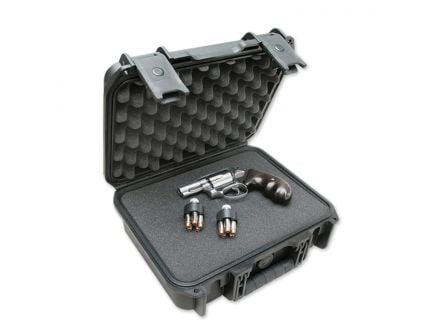 SKB Cases iSeries 1209 Mil-Spec Pistol Case, Black - 3I-1209-4B-L