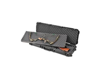 SKB Cases iSeries 5014 Double Bow Case, Black - 3I-5014-DB