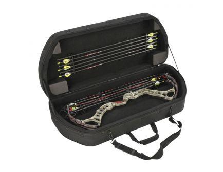 SKB Cases Hybrid 4117 Bow Case, Black - 2SKB-SC4117