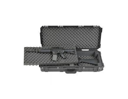 SKB Cases iSeries 3614 Double M4/Short Rifle Case, Black - 3I-3614-DR