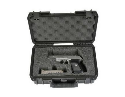 SKB Cases iSeries 1006 Custom Single Pistol Case, Black - 3I-1006-SP