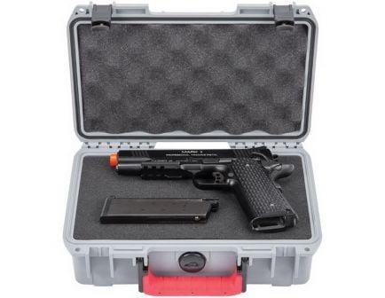 SKB Cases Pro Series Pistol Case, Smooth Gray - 3I-1006-3G-PS
