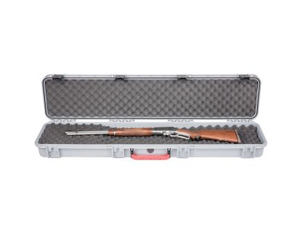 SKB Cases Pro Series 4909-5 Single Scoped Rifle Case, Gray - 3I-4909-5G-PS