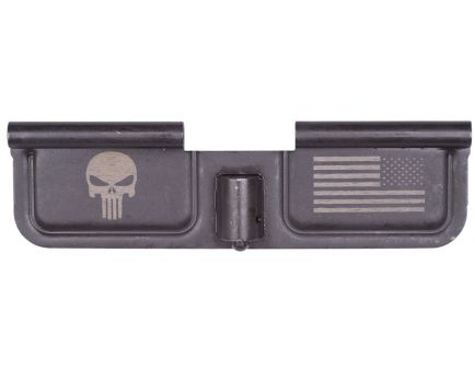 Spikes Tactical Punisher and Flag Ejection Port Door for AR-15 Style Rifle - SED7005