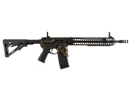 Spikes Tactical Rare Breed Spartan 5.56 Semi-Automatic AR-15 Rifle, Bronze Cerakote - STR5610-M2R