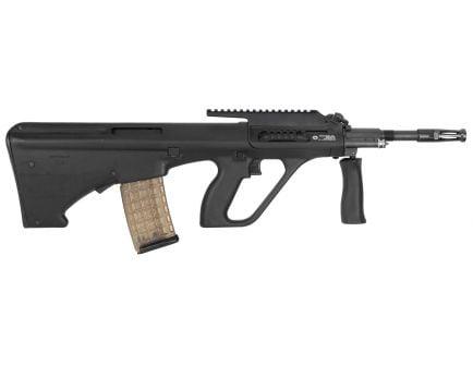 Steyr Arm AUG A3 M1 with High Rail .223 Rem/5.56 Semi-Automatic Rifle w/ High 16-Slot Rail, Hard Eloxal Coated - AUGM1BLKH