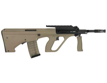 Steyr Arm AUG A3 M1 with High Rail .223 Rem/5.56 Semi-Automatic Rifle w/ High 16-Slot Rail, Mud - AUGM1MUDH