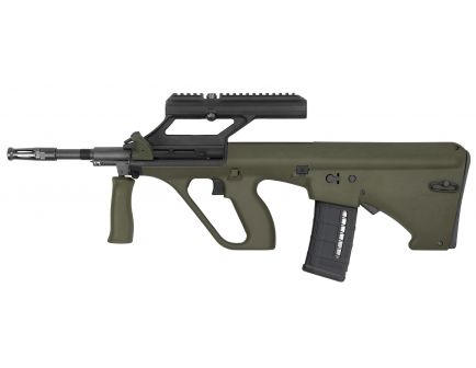 Steyr Arm AUG A3 M1 NATO with 3x Optic .223 Rem/5.56 Semi-Automatic Rifle, OD Green - AUGM1GRNNATOO3