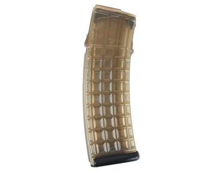 Steyr Arm 42 Round .223 Rem Detachable Magazine, Clear Body/Black Base - 1200050510