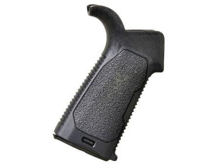Strike Industries Viper 25 deg Enhanced Pistol Grip for AR-15 and AR-10 Receiver Style Rifles, Black - ARVEPG25