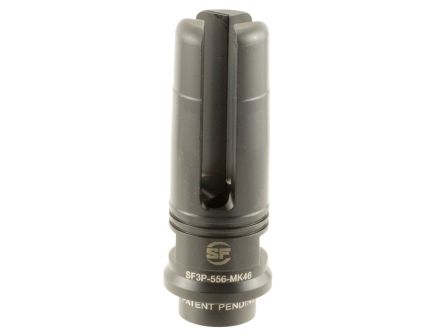 Surefire-Laser Product Socom 1/2-28 Flash Hider/Suppressor Adapter, .223 Rem/5.56 - SF3P-556-MK46