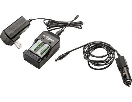 Surefire Battery Charger Kit - SF2R-CHARGEKIT02