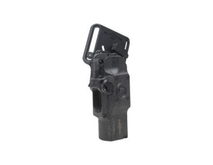 Surefire MasterFire Right Hand Most Standard Autos with X300UH Light Rapid Deploy Holster, Black - HD1R