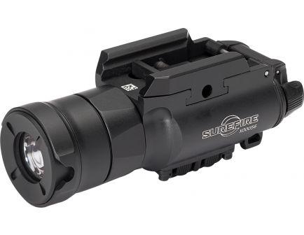 Surefire-Laser Product 1000 lm LED Weapon Light w/ Green Laser, Black, 3000 cd - XH55G