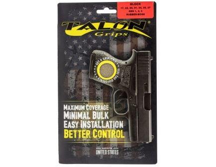 Talon Grips Rubber Pistol Grip for Glock 17/22/24/31/34/35/37 Gen 3, Moss - 103M