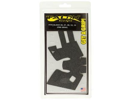 Talon Grips Granulate Pistol Grip for Glock 26/27/28/33/39 Gen 3/2.5, Black - 105G