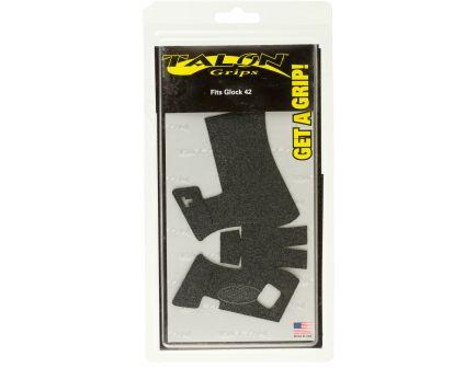 Talon Grips Granulate Pistol Grip for Glock 42, Black - 108G
