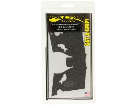 Talon Grips Granulate Small Pistol Grip for Springfield XD-S 9mm/.40/.45, Black - 207G