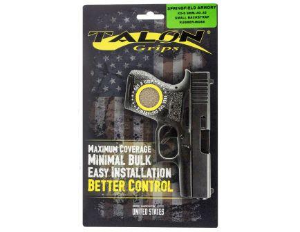Talon Grips Rubber Small Pistol Grip for Springfield XD-S 9mm/.40/.45, Moss - 207M