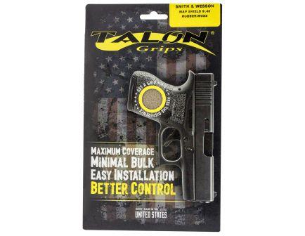 Talon Grips Rubber Pistol Grip for Smith & Wesson M&P Shield 9mm/.40, Moss - 705M