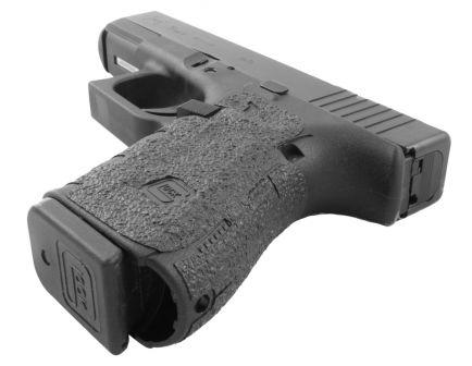 Talon Grips Rubber Pistol Grip for Glock 19/23/25/32/38 Gen 4 No Backstrap, Black - 110R