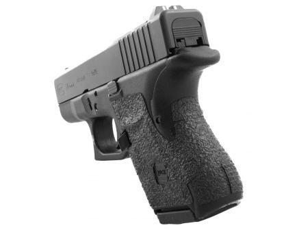 Talon Grips Rubber Pistol Grip for Glock 26/27/28/33/39 Gen 4 No Backstrap, Black - 117R