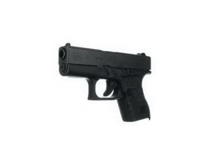 Talon Grips Rubber Pistol Grip for Glock 43, Black - 100R