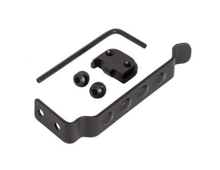 Techna Clip Conceal Carry Gun Belt Clip for Glock 43, 43X, 48 Pistols, Black - G43BRL