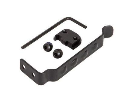 Techna Clip Conceal Carry Gun Belt Clip for Glock 42 Pistol, Black - G42BRL