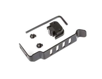 Techna Clip Ambidextrous Conceal Carry Gun Belt Clip for Smith & Wesson M&P 9mm/.40 Pistol, Black - SHBR