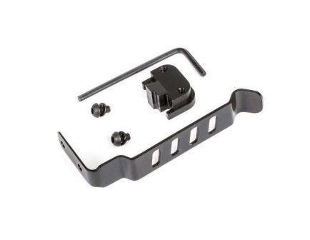 Techna Clip Ambidextrous Conceal Carry Gun Belt Clip for Smith & Wesson M&P 45 Pistol, Black - SH45BA