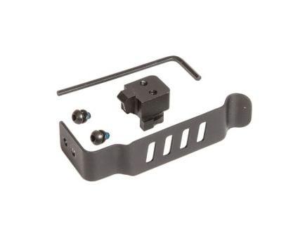 Techna Clip Ambidextrous Conceal Carry Gun Belt Clip for Sig Sauer P320 Pistol, Black - P320BA
