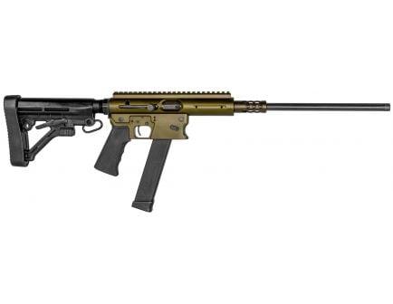 TNW Firearms Aero Survival 10mm Semi-Automatic Rifle, Hardcoat Anodized OD Green - ASRX-XPKG-0010-BKOD