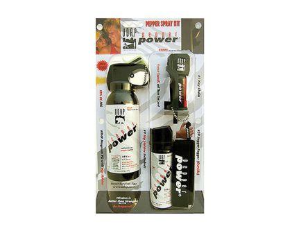 UDAP Industries Pepper Spray Kit, Canister, 3/pack - PSK