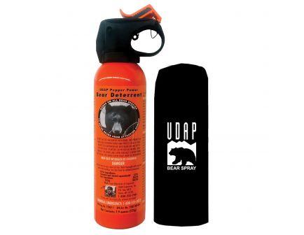 UDAP Industries Bear Spray w/ Hip Holster, 7.9 oz Can - 12VHP
