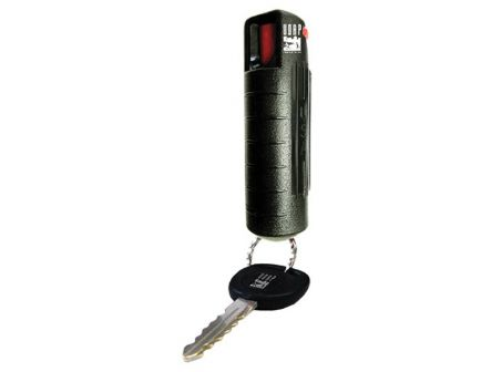 UDAP Industries Hard Case Pepper Spray Stream, 0.4 oz Can - HCB