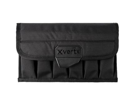 Vertx Magazine Pouch, 12 Single/6 Double Stack, Black - VTX5170 BK