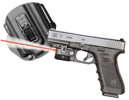 Viridian C5L-R Elite Red Red Laser Sight and Tactical Light Combo - C5LRPACKC1