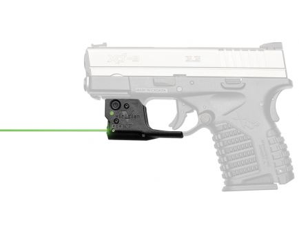 Viridian Green Laser Sight for Springfield XDS, XDS Mod 2 9mm, 40 Pistols - 920-0018