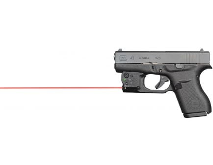 Viridian Laser Sight for Glock 43, 43X Pistols - 920-0037