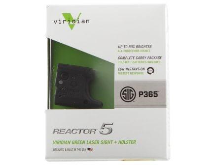 Viridian Green Laser Sight for SIG Sauer P365 Pistol - 920-0058
