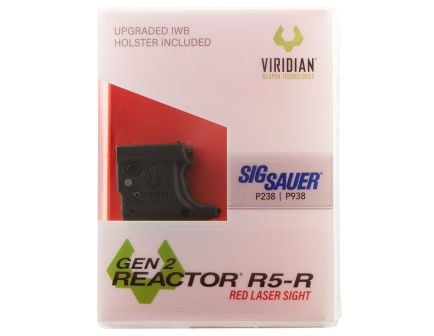 Viridian Red Laser Sight for SIG Sauer P365 Pistol - 920-0059