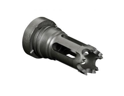 Yankee Hill Machine Phantom Black Steel Flash Hider, .30, 5/8-24 - 430224A