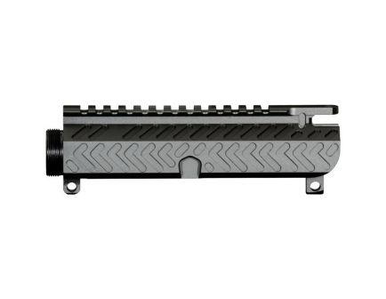 Yankee Hill Machine Mod 2 .223 Rem/5.56 Stripped Billet Upper Receiver, Hardcoat Anodized Matte Black - YHM-110-B2